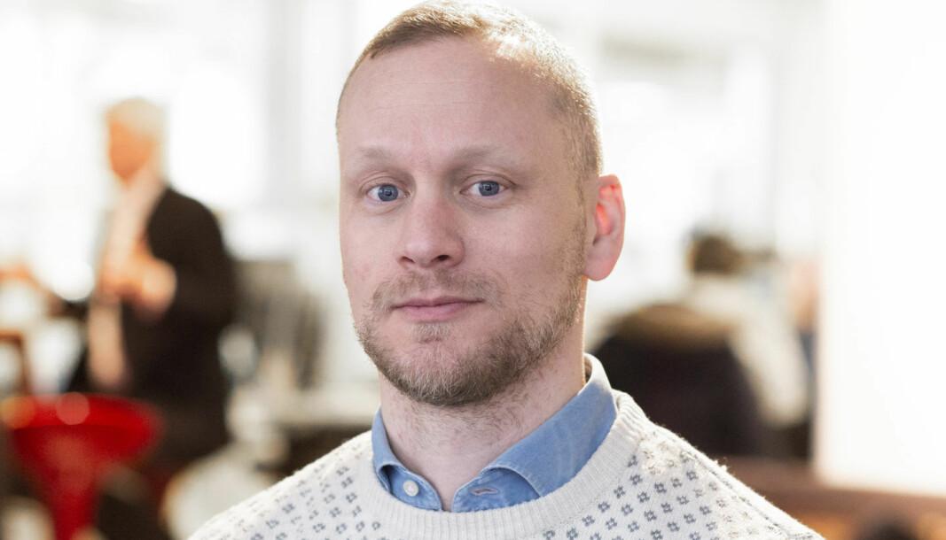 Mindler-gründer Richard Lagerqvist
