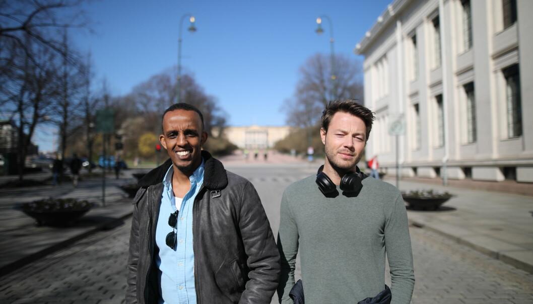 Shafi (28) og Arne (29) solgte selskapet sitt til Schibsted. Dette er deres metode for å bygge selskap og lande store avtaler.