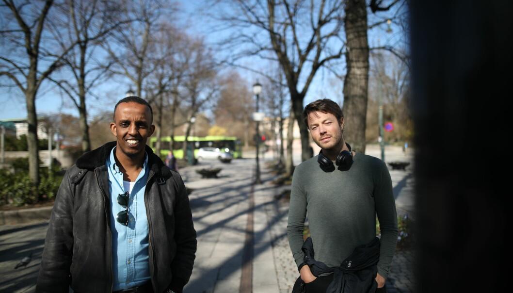 Shafi Adan og Arne Kvale har solgt seg ut av Zoopit.
