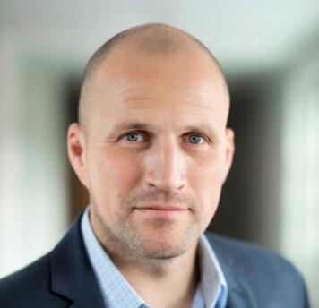 Inge Hovd Gangås, investeringssjef i SINTEF Venture. Foto: Thor Nielsen