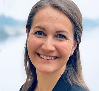 Cathrine Lund Hadley, sjef for klinisk utvikling og kommunikasjon i Age Labs.