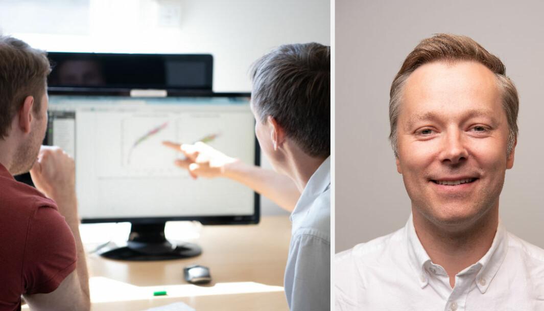 Espen Riskedal, medgründer og daglig leder i Age Labs.