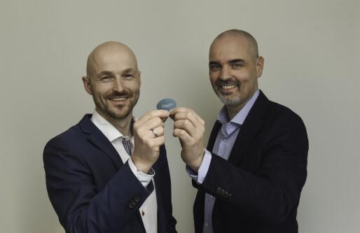 Må utsette lansering av feberplaster: Sensor-teknologien kan likevel dra inn store summer