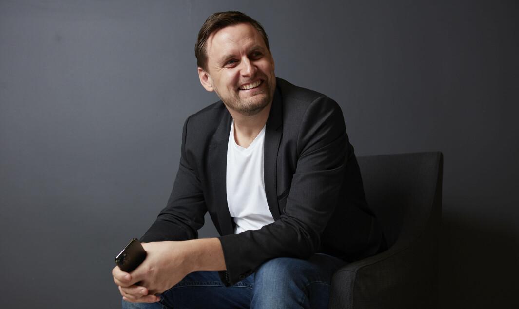Nordic API Gateway-gründer og toppsjef, Rune Mai.