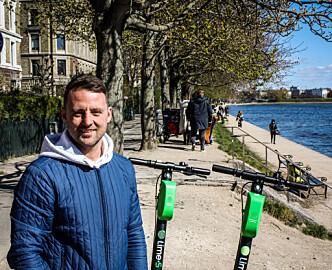 Hentet inn alle sparkesyklene da verden stengte: Nå kommer Lime tilbake på gaten