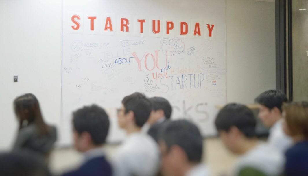 Stryber har kartlagt suksessraten til 800 europeiske startups.