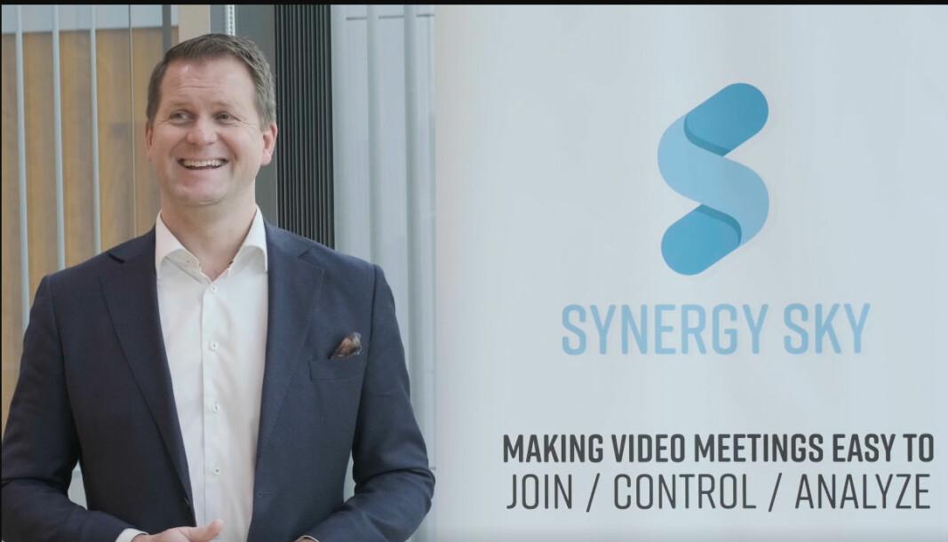 CEO i Synergy Sky, Ståle Reitan