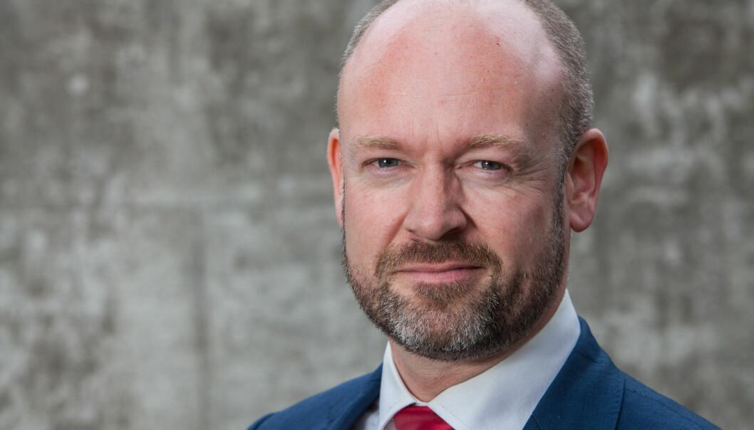 Jørund H. Rytman er leder politikk og samfunnskontakt i SMB Norge.