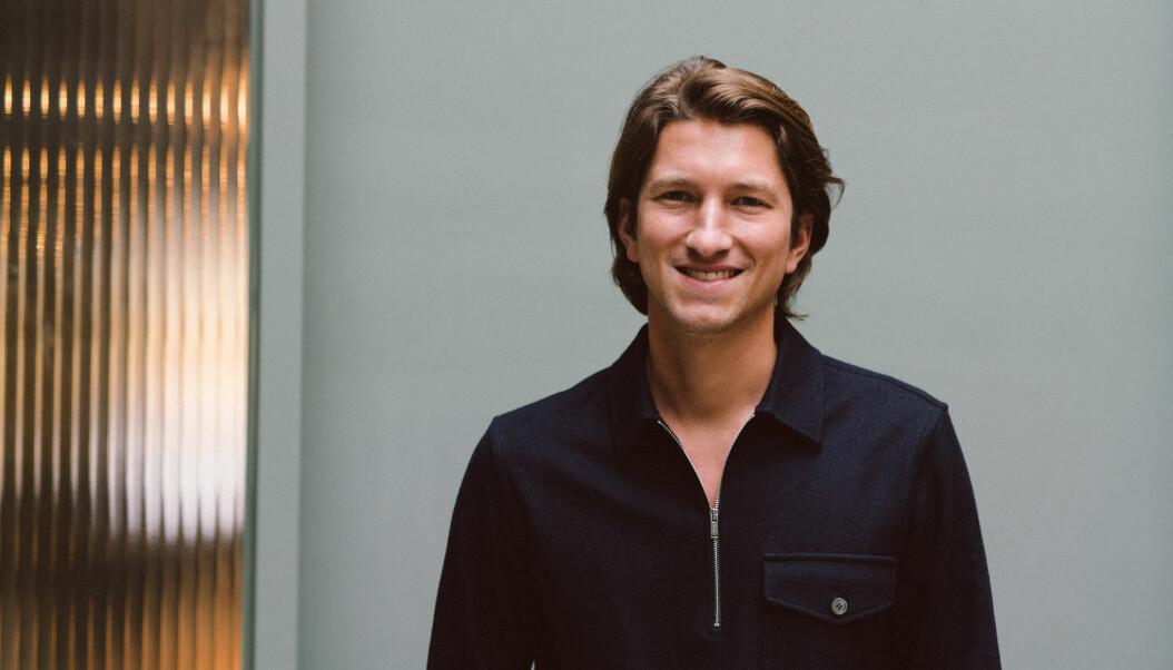CEO Lucas Carlsén.
