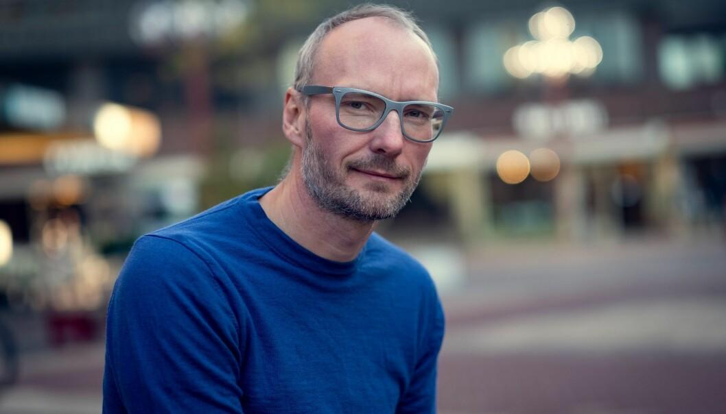 Rune Røsten er sjef for investeringsselskapet Schibsted Vekst.
