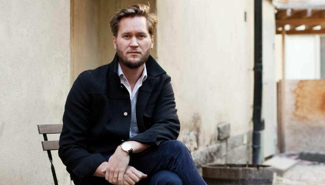 Erik Modig, forsker ved Stockholm School of Economics.