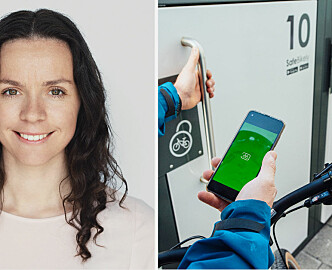 Ruller ut smart sykkelparkering i norske byer: «Markedet er enormt»
