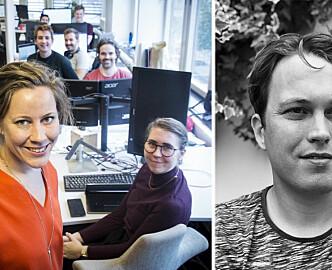 AI-spesialisten har i årevis bygd tech for globale giganter: Nå bytter han toppjobb i internasjonal helseteknologi med norsk advokat-rebell