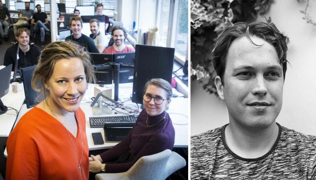 Sverre Sundsdal blir CTO i legal-tech startupen Lawbotics