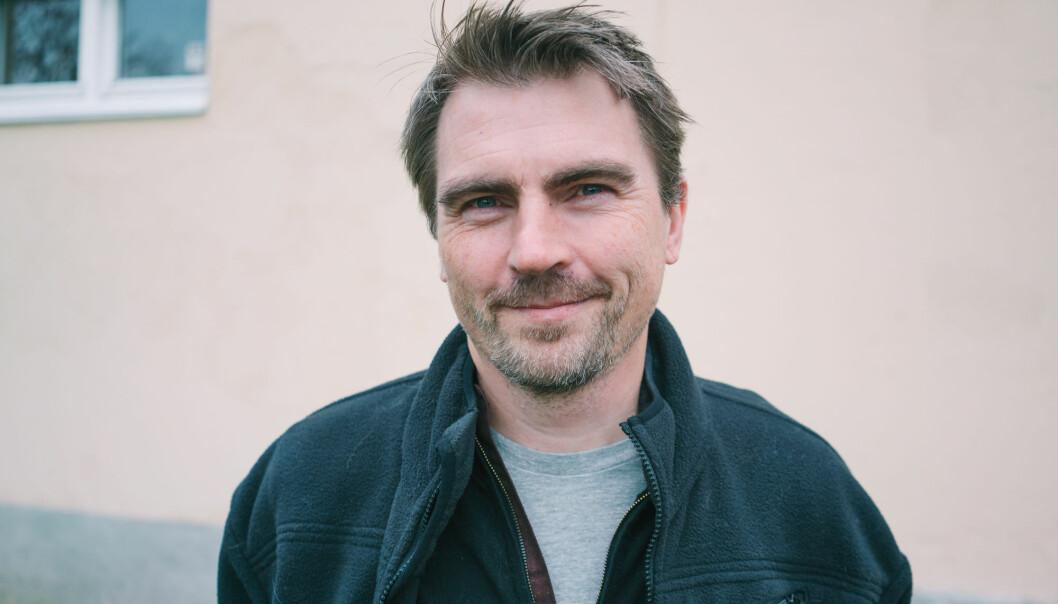 Erik Sletten Lie, daglig leder i Quesnay.