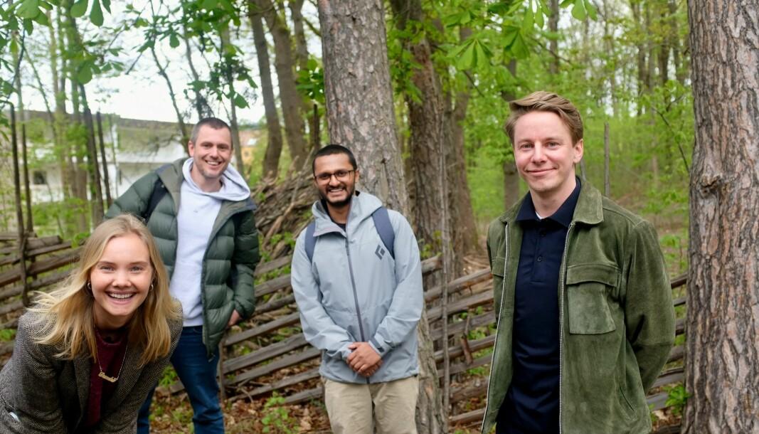 Carl-Nicolai Wessmann styrker teamet med Yasiru Kassapa og Erik Holm. I tillegg henter han hjem remote-worker Ada Martini Strøm