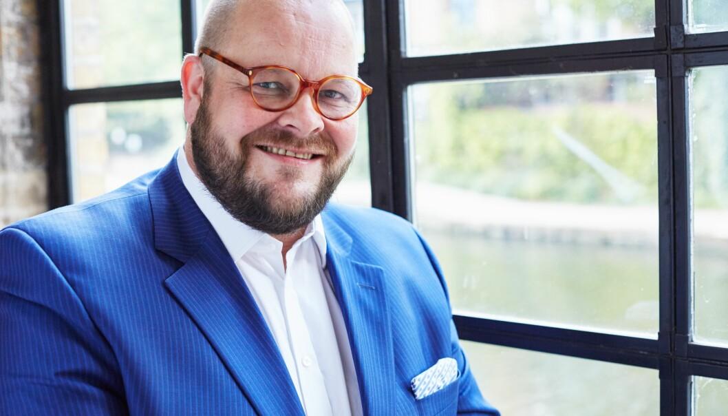 Amazon-ekspert Markus Varsikko er daglig leder i Dash Retail Consulting Lt.