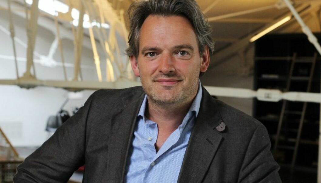 Johan van Mil, founder and managing partner at Peak Capital.