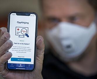 Datatilsynet gir varsel om pålegg til Smittestopp-appen