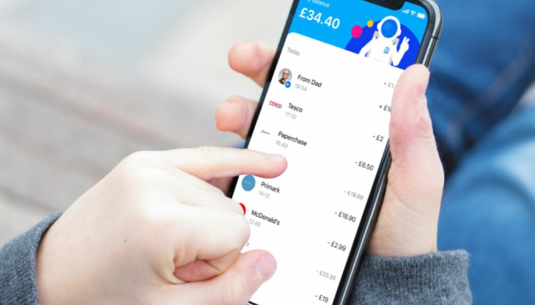 Utfordrerbanken Revolut lager egen junior-app