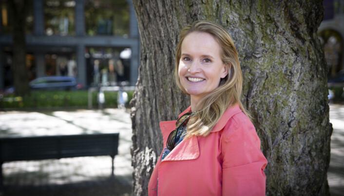 Marianne Bratt Ricketts, daglig leder i Vibbio.