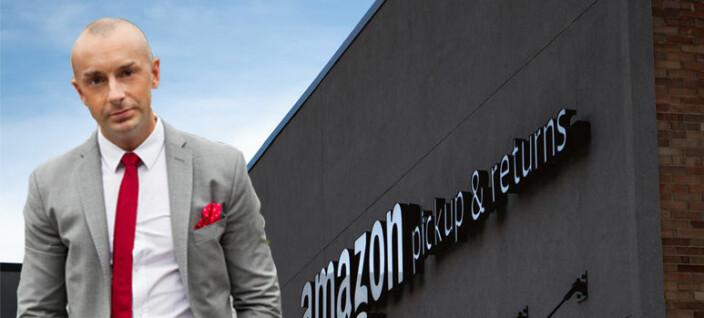 Guide: Slik lykkes du på Amazon. Carl bygde fem merkevarer på Amazon, dette lærte han.