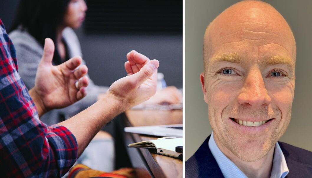 Advokat og assosiert partner Peter R. Groth deler Deloittes beste opsjons-tips.