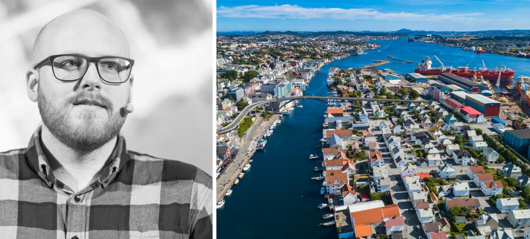 Starter ny «maritim akselerator» i Haugesund: Mest utenlandske selskaper som søker seg inn