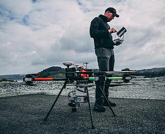 Nordic Unmanned tredoblet omsetningen: – Kommersialisering og forretningsmodell er avgjørende. Ikke teknologi