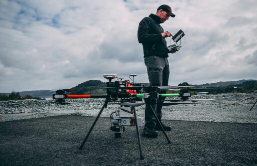 Høytflyvende dronegründere landet millionkontrakt med det britiske forsvaret