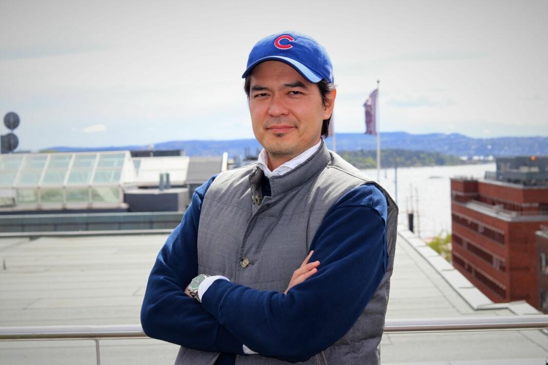Tidligere Tidal-sjef Andy Chen opplever stor suksess med sin nye oppstartsbedrift Weorder.