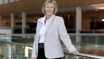 Konserndirektør for personmarkedet, Heidi Skaaret