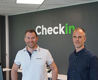 Valgte banken fremfor investorer: Checkin-gründeren pantsatte huset for å låne seg gjennom viruskrisen