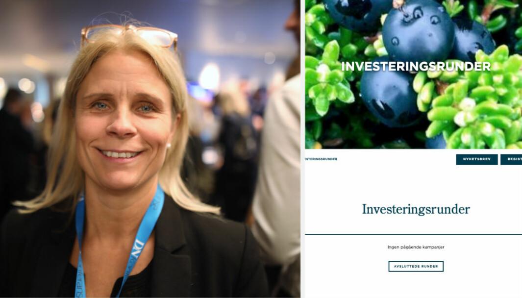 Camilla Andersson ledet den norske satsingen på Around, en folkefinansieringsplattform.