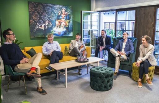 Smartby-selskapet InfoTiles henter 15 millioner kroner