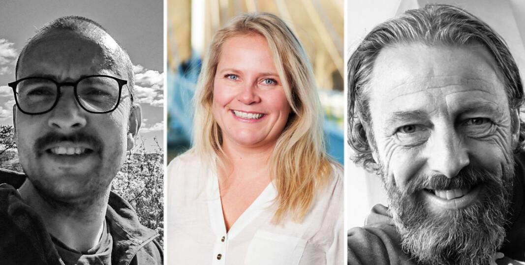 Per Arne Solvik Svarstad (37), Anette Øverby (44) og Jan Terje Kleiven (52) har alle investert i crowdfunding. Her forteller de hvordan og hvorfor.