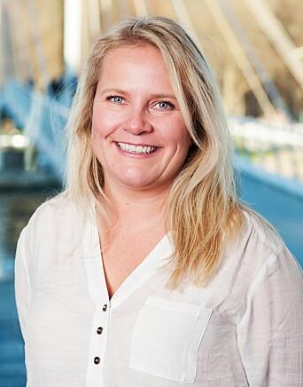 Anette Øverby.