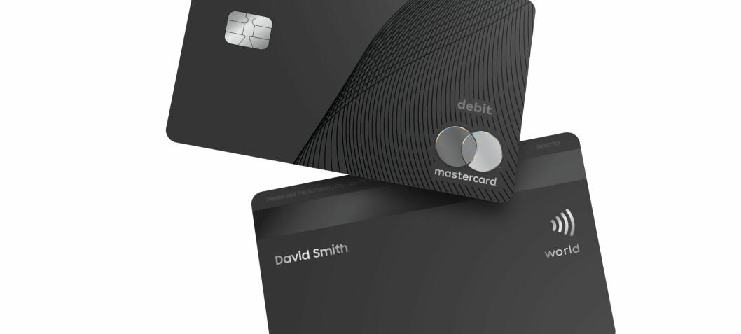Samsung lanserer fysisk betalingskort
