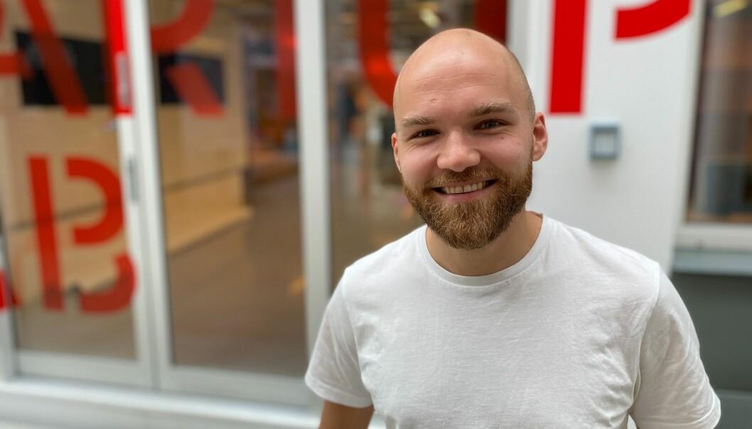 Kjetil Holmefjord, investeringsansvarlig og partner ved StartupLab.