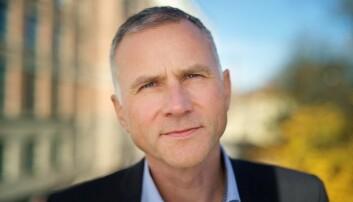 Tom Staavi, informasjonsdirektør i Finans Norge.