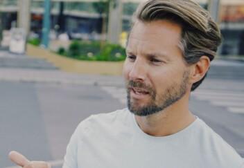 Trond Inge Østbye, leder for dagligbank og digital utvikling i Nordea.