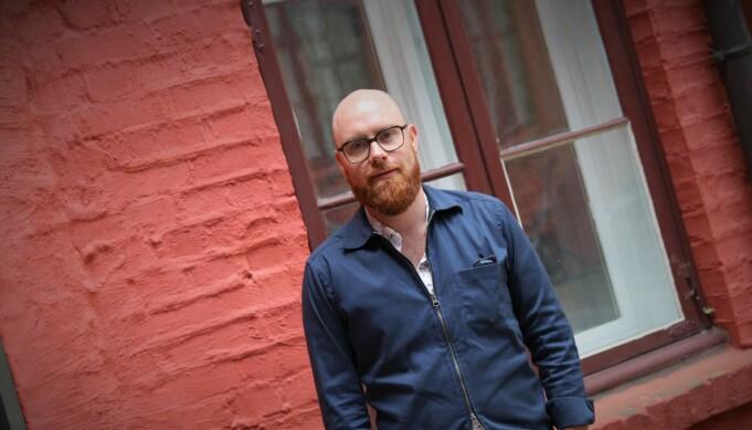 Sjef for Nord-Europa, Nils Wijkmark