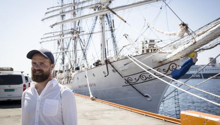 Johan Brand utvider Entrepreneurship-satsingen med øya EntrepreneurSkjær.