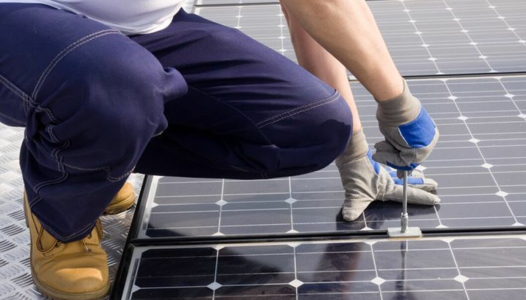 Inngangsbilletten til solenergi er for høy, mener strømkjempen Fjordkraft