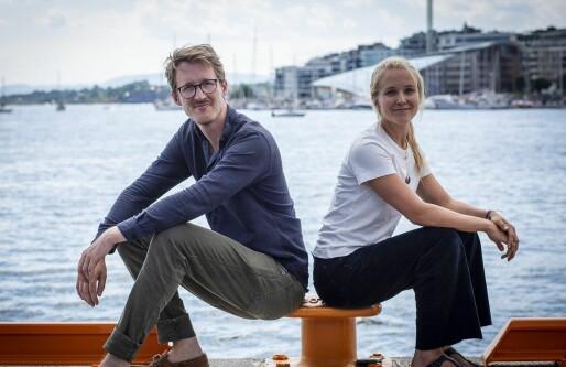 Skyfall teamer opp med Atomico og Johan Brand: Satser på norsk havdata