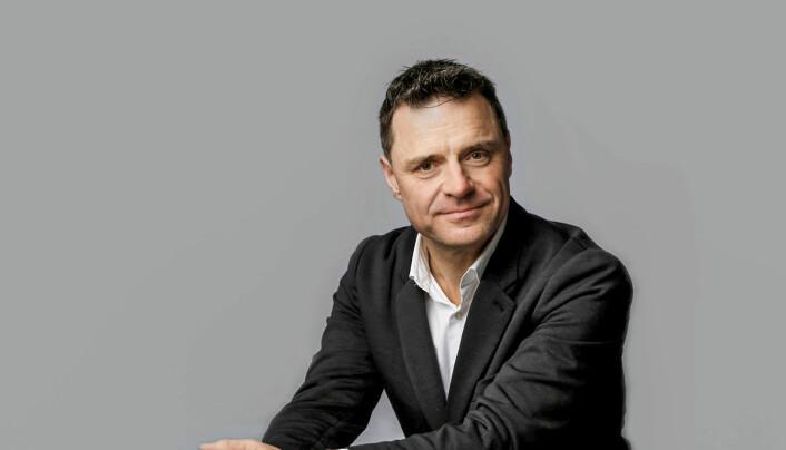 Tidligere sjefredaktør i Aftenposten Espen Egil Hansen