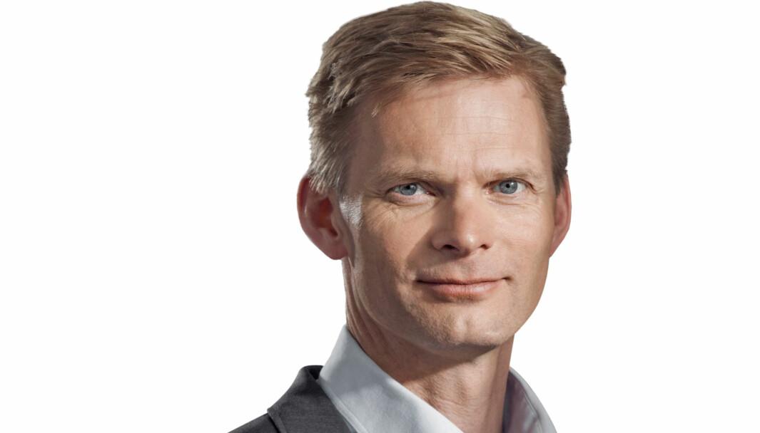 Øyvind Huseby blir ny sjef i IKT Norge.