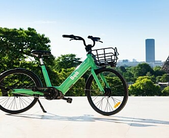 Bolt lanserer el-sykler
