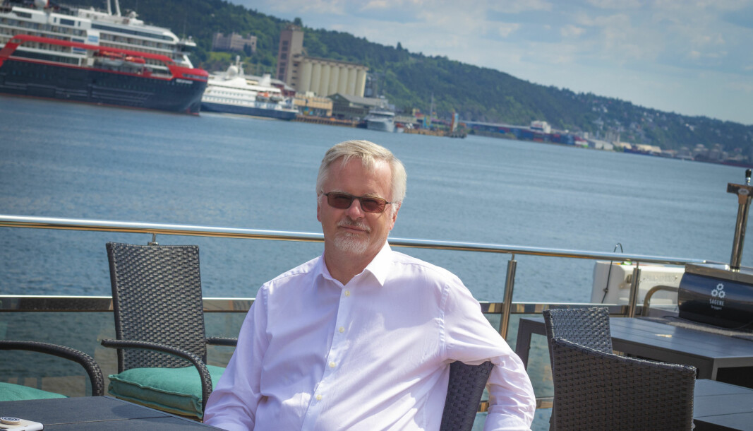 Seriegründer og engleinvestor Anders Brandt