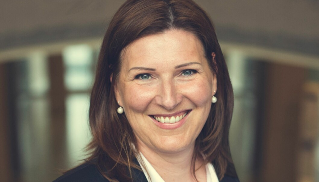 administrerende direktør i FotoWare, Anne Gretland